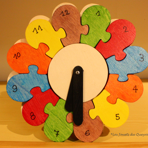 horologe puzzle