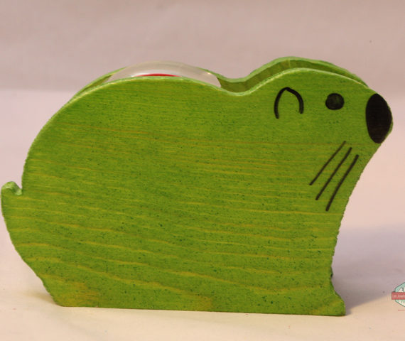 marmotte vert